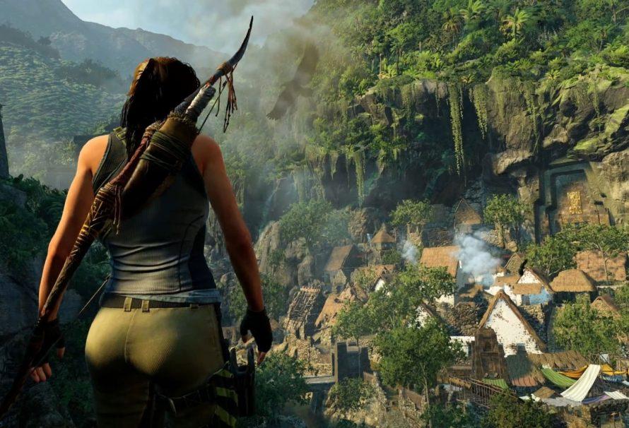 Продажи физических копий Shadow of the Tomb Raider снизились на 70%