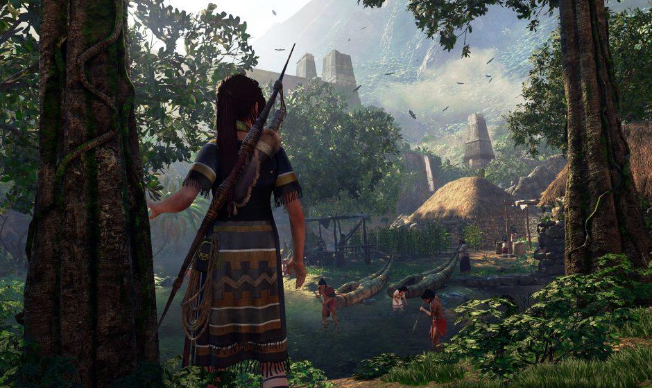 Лара готова встретить вас в Shadow of the Tomb Raider менее чем через час