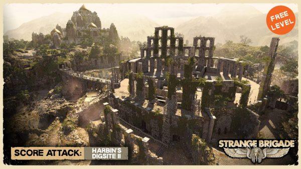 Игроки в Strange Brigade получат новый контент
