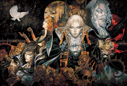 Castlevania Requiem: Symphony of the Night и Rondo of Blood выйдут эксклюзивно на PS4
