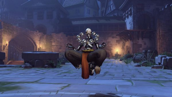 Overwatch: Чудовище Крысенштейна обзаведется невестой