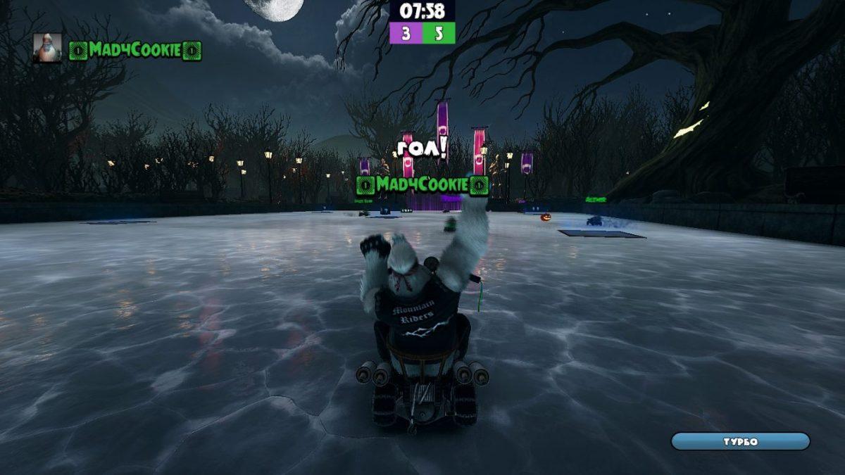 Обзор Monster League: Мини игры в хэллоуинской оболочке