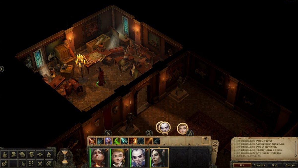 Обзор Pathfinder: Kingmaker: Настольная игра на компьютерный лад