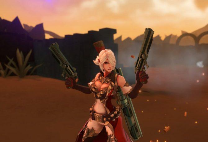 Обзор Battlerite Royale: Мобаяль