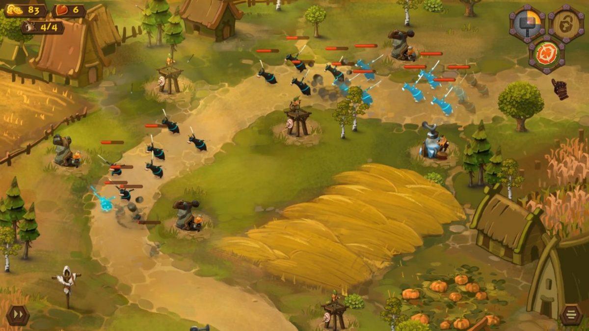 Обзор Cows VS Vikings: Брутальные Коровы и Нежные Викинги