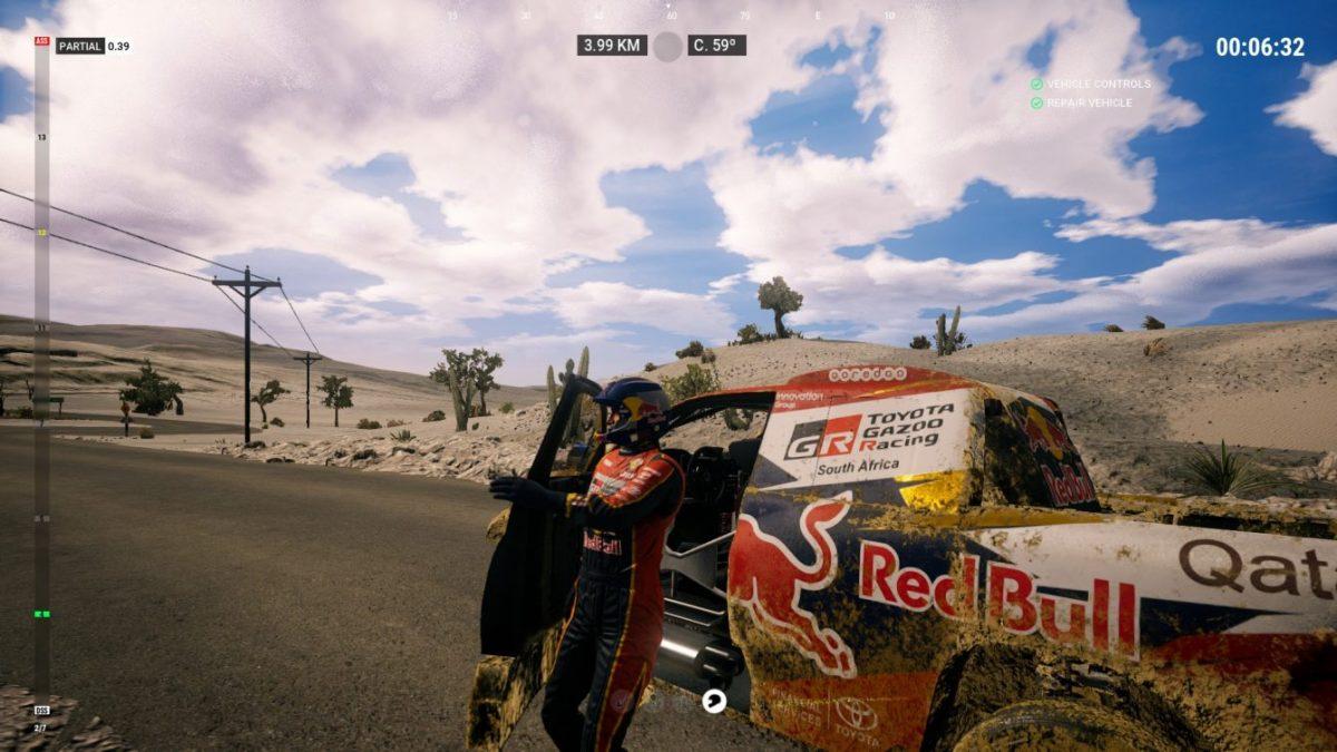 Обзор Dakar 18: КАМАЗ, дождь, пустыня