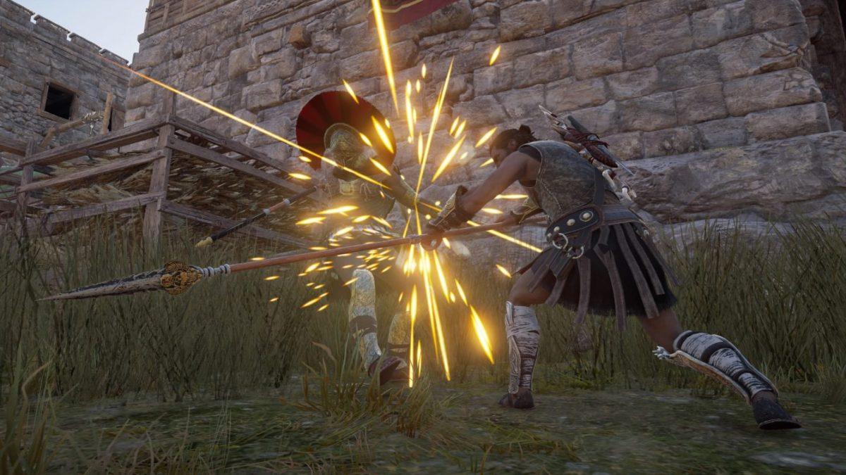 Обзор Assassin's Creed Odyssey: История Олимпийских масштабов