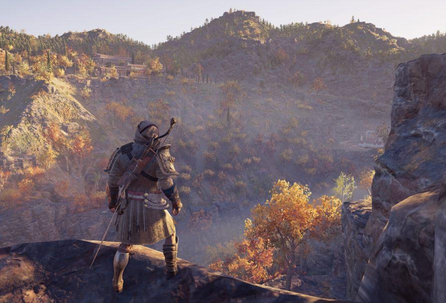 """Assassin's Creed Odyssey получит режим """"Новая Игра +"""" в этом месяце"""