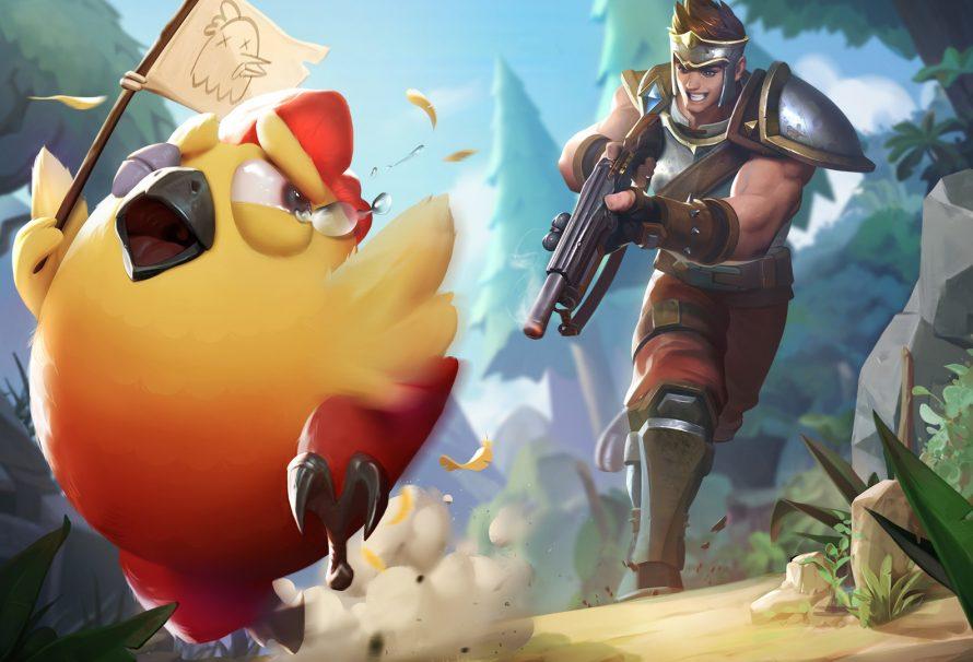 Realm Royale: Открытая бета-версия на PS4 и Xbox One ожидается 22 января