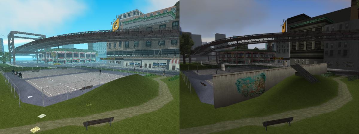 Фанаты GTA 3 пытаются воссоздать предрелизную версию игры