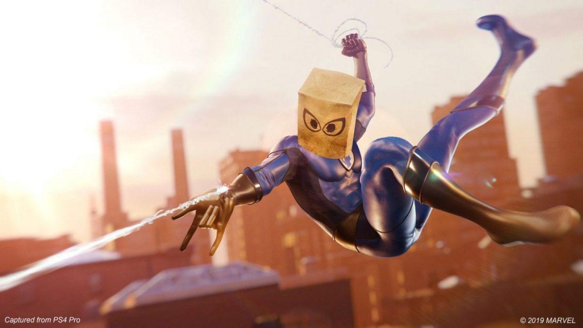Marvel's Spider-Man: Спайди получит два новых костюма от «Фантастической Четверки»