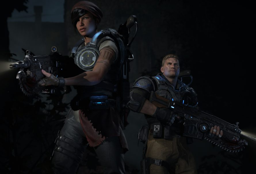 Бесплатные выходные с Gears of War 4, для подписчиков Xbox Live Gold
