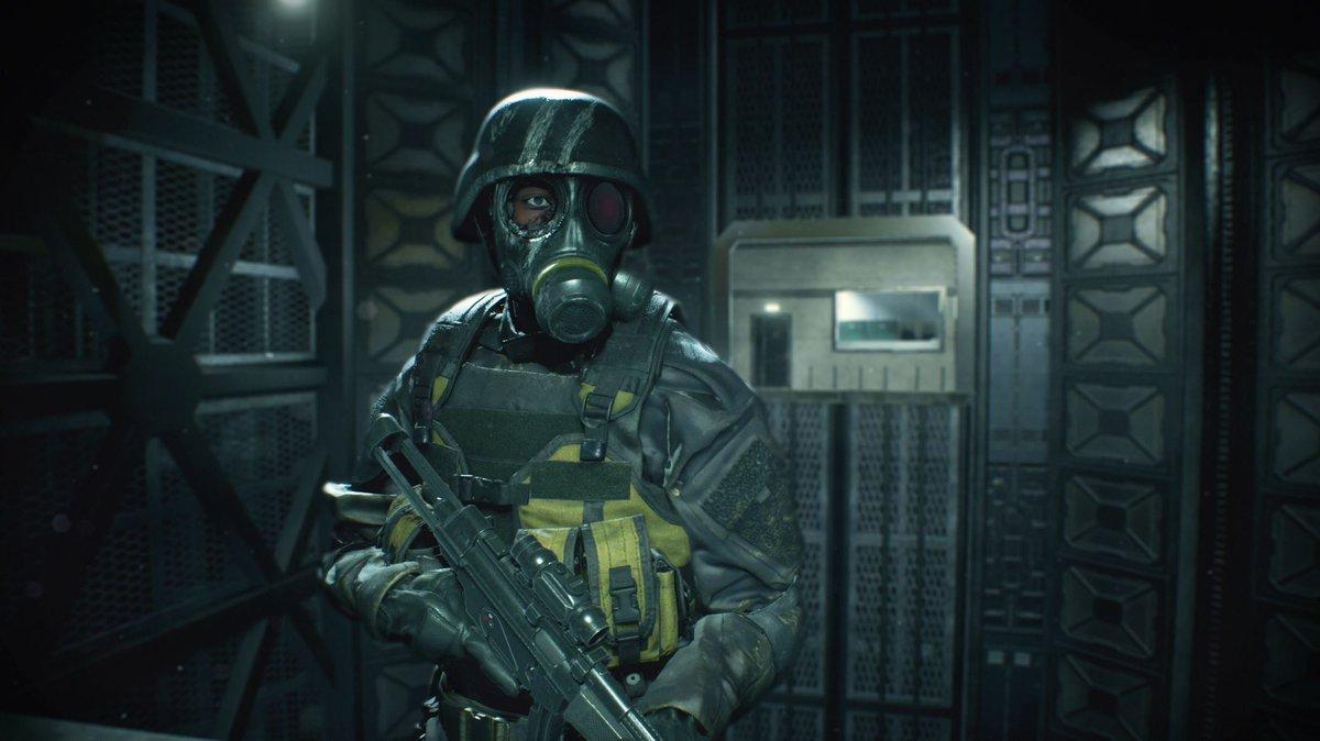 Новая информация о дополнение для Resident Evil 2