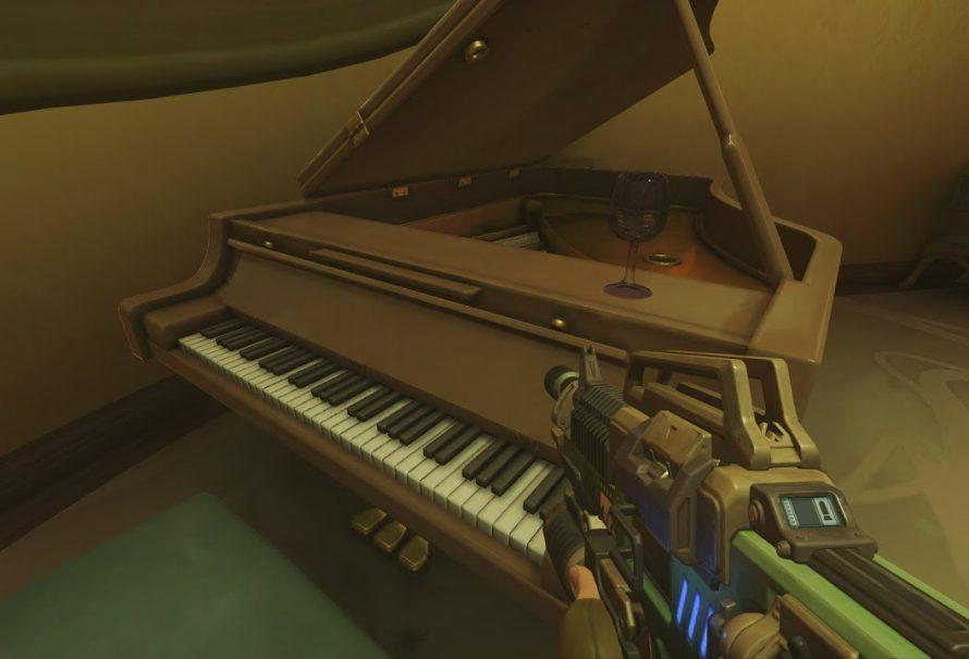 Действия Overwatch переносятся в Париж, где игроков будет ждать рояль
