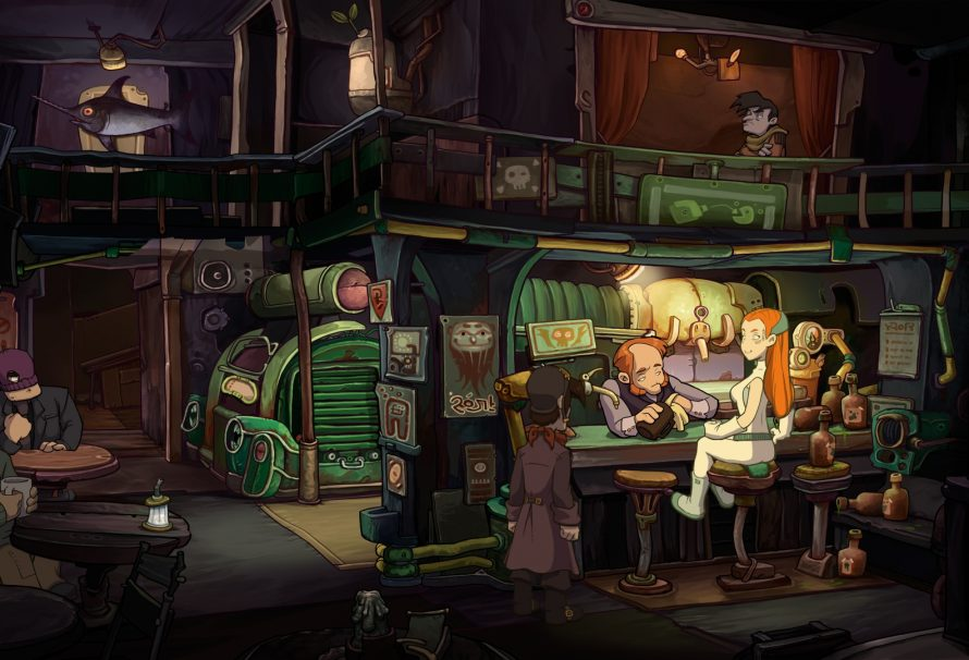 """Магазин Humble Bundle раздает """"Deponia: The Complete Journey» бесплатно"""