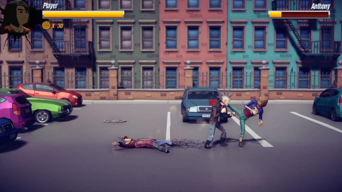 Обзор Urban Justice: Я не уничтожаю клавиатуру, я играю в битемап!