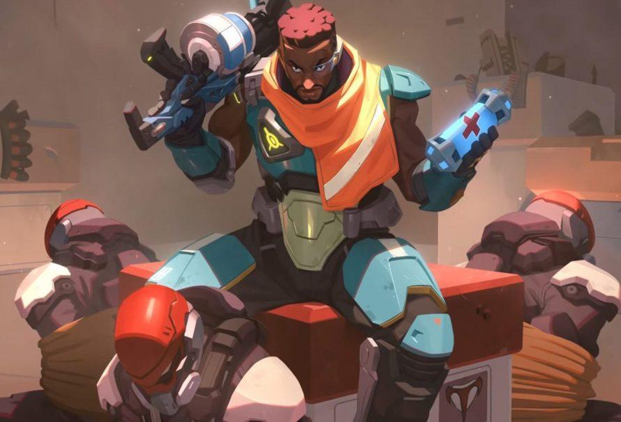 Встречайте нового героя Overwatch – боевой медик Батист