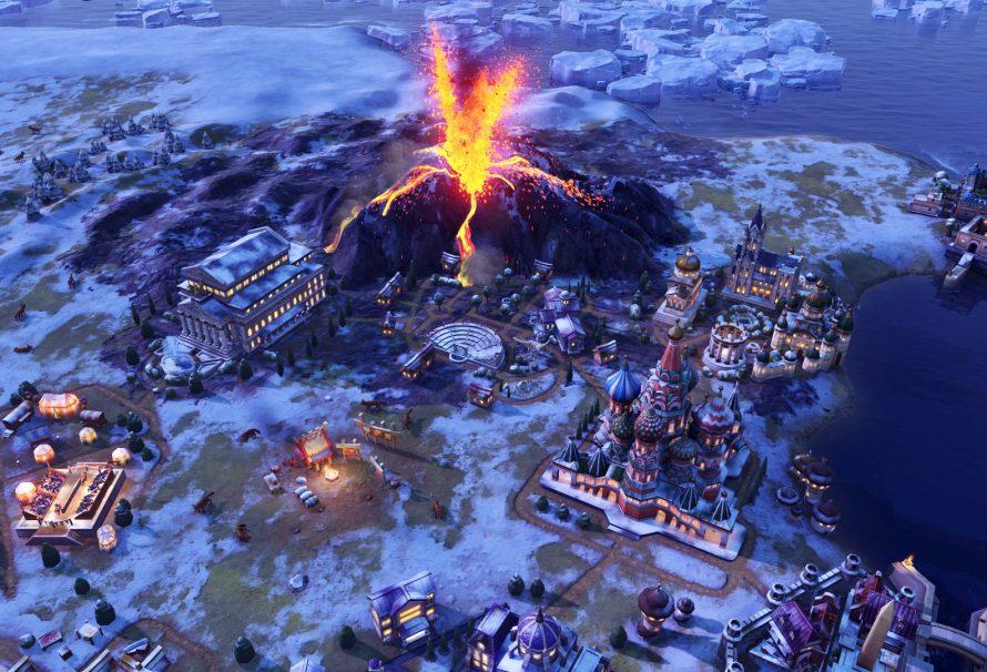 Civilization 6: Gathering Storm – Новые лидеры, способности и юниты
