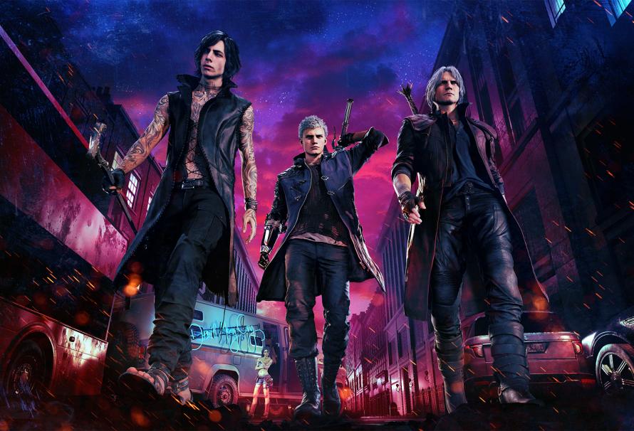 Capcom выпустила финальный трейлер для Devil May Cry 5
