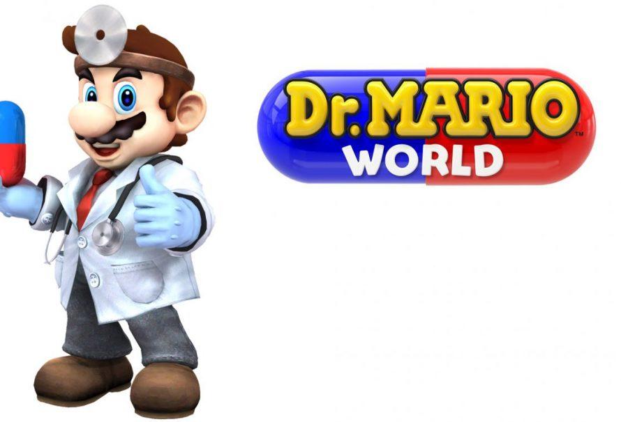 Nintendo анонсировала бесплатную игру Dr. Mario