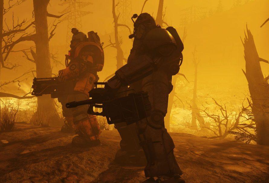 Дюперы, все ваши предметы удалятся в сегодняшнем патче Fallout 76