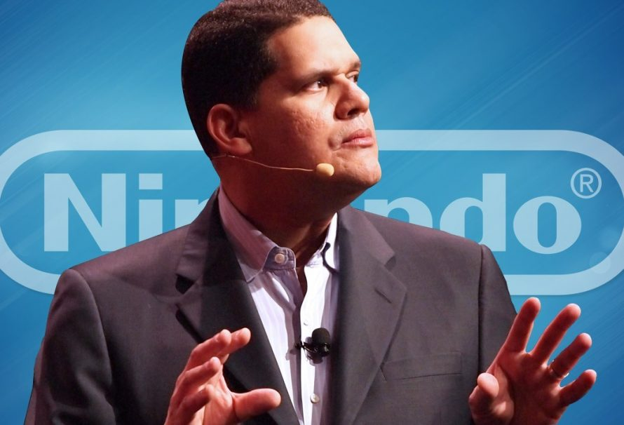 Президент Nintendo of America  Реджи Фис-Эме  уходит в отставку