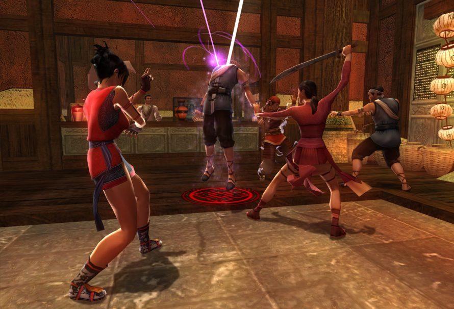 Electronic Arts обновила права на торговую марку «Jade Empire»