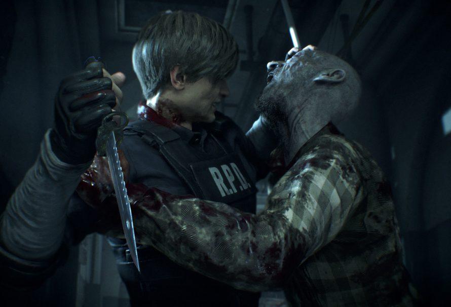 Resident Evil 2: Мод для игры от первого лица (PC)