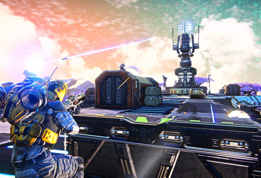 Planetside Arena вновь переносят. Aнонс игры на PS4