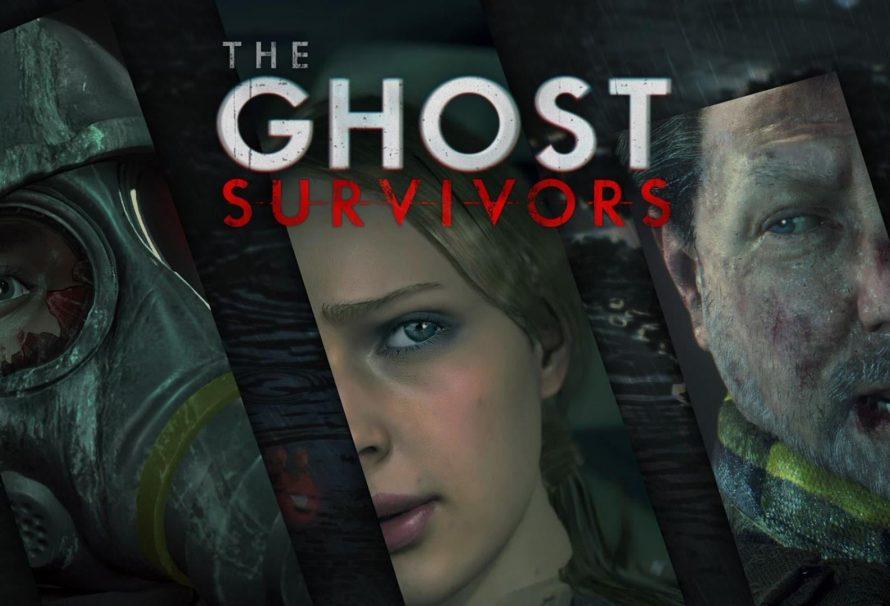 Новая информация о дополнении The Ghost Survivor для Resident Evil 2
