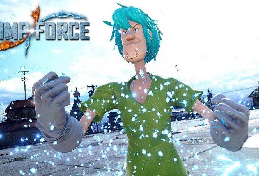 """Моддеры добавили Шэгги из """"Скуби-Ду"""" в Jump Force"""