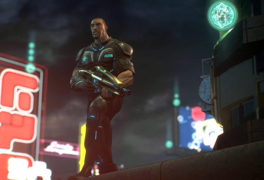 Crackdown 3: «Технический тест» начнется завтра на PC и Xbox One