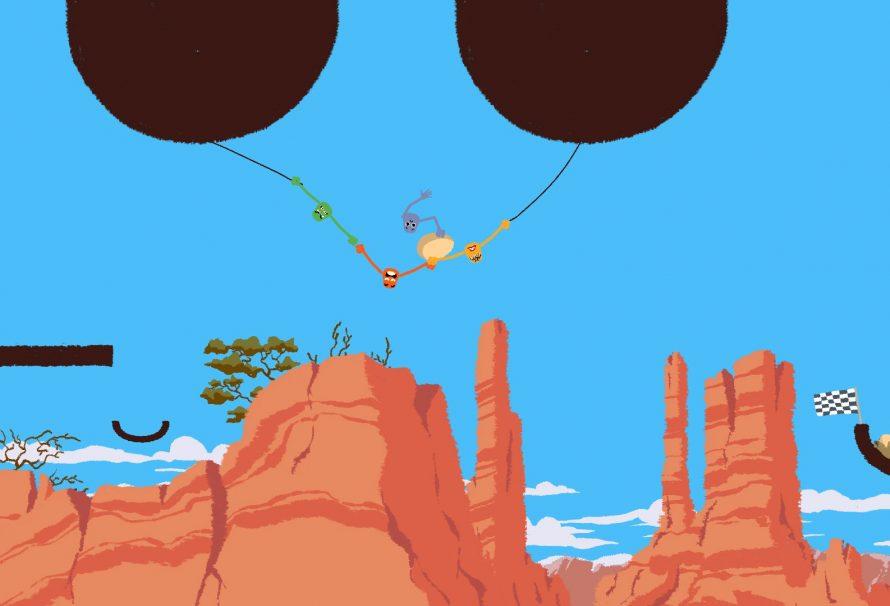 Кооперативная игра Heave Ho выглядет как безумно веселый проект