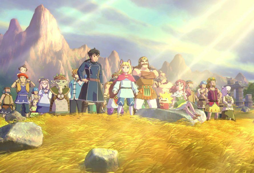 Новое дополнение для Ni no Kuni II: Revenant Kingdom