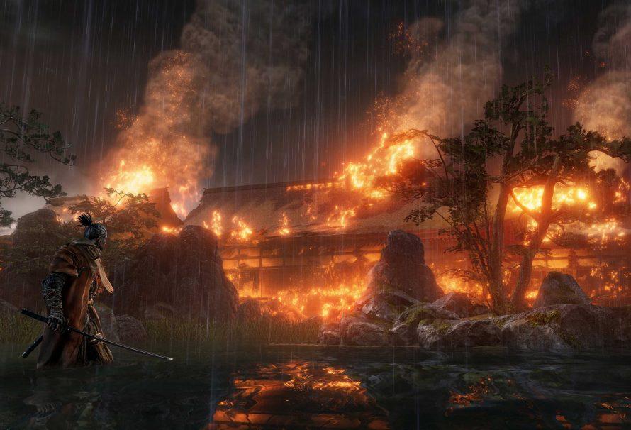 Sekiro: Shadows Die Twice новый трейлер – Великий Змей