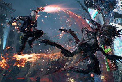 Новый режим для Devil May Cry 5 выйдет уже в следующем месяце