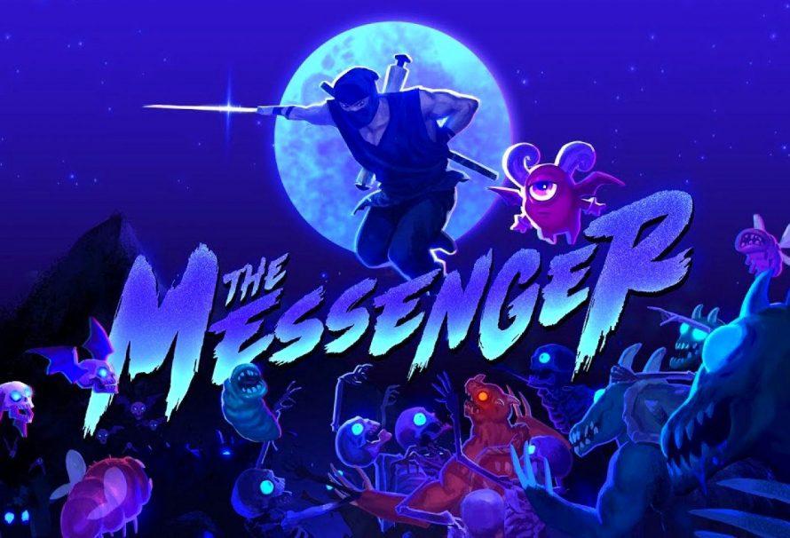 The Messenger появится на PS4 уже на следующей неделе