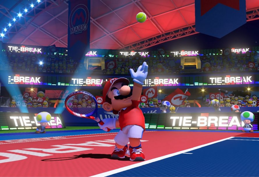 Mario Tennis Aces: Новый режим и вступительный видеоролик
