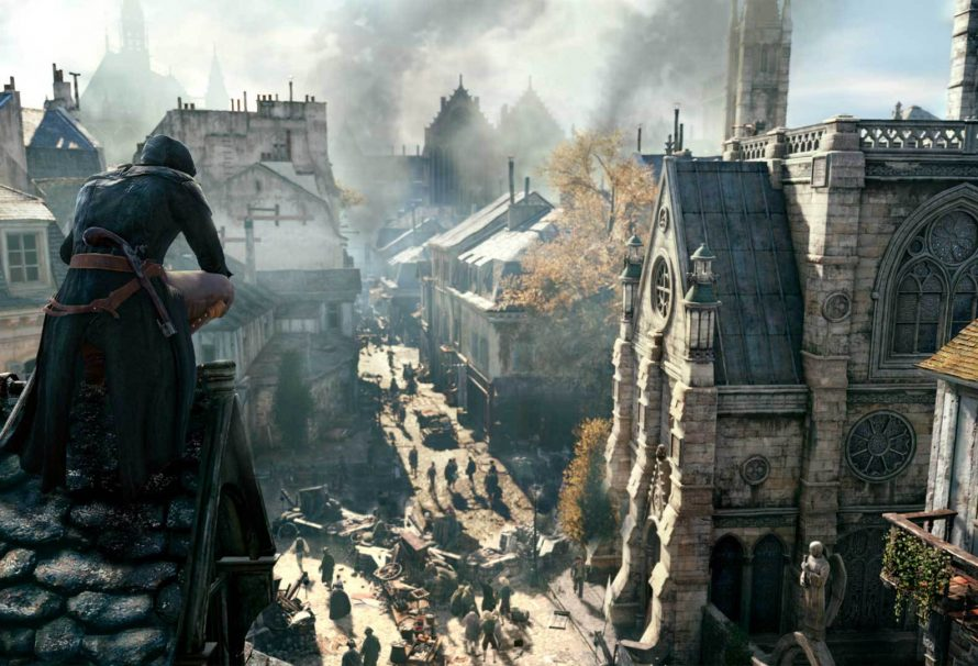 Ubisoft жертвует €500,000 и бесплатно раздаёт Assassin's Creed: Unity