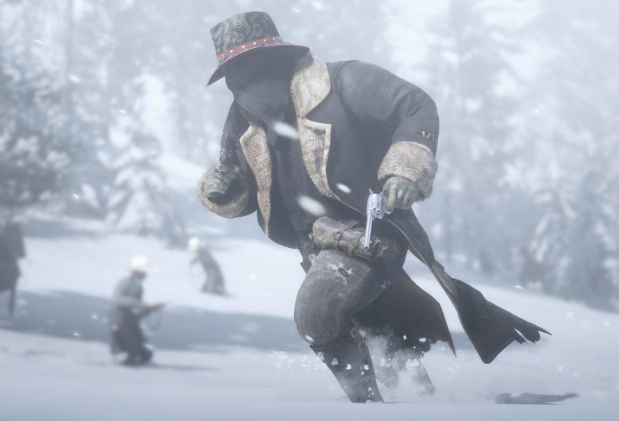 Rockstar добавляет новый режим в Red Dead Online