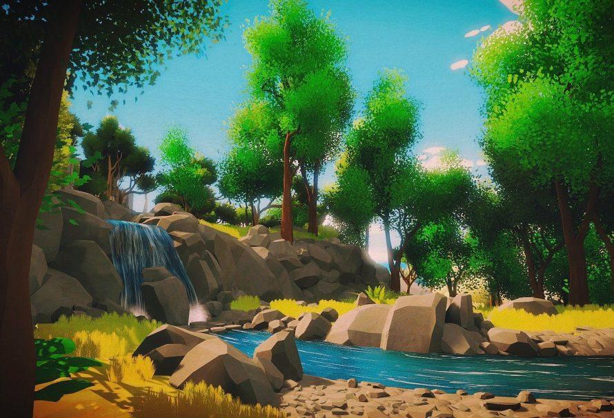 Epic Games Store бесплатно раздаёт The Witness