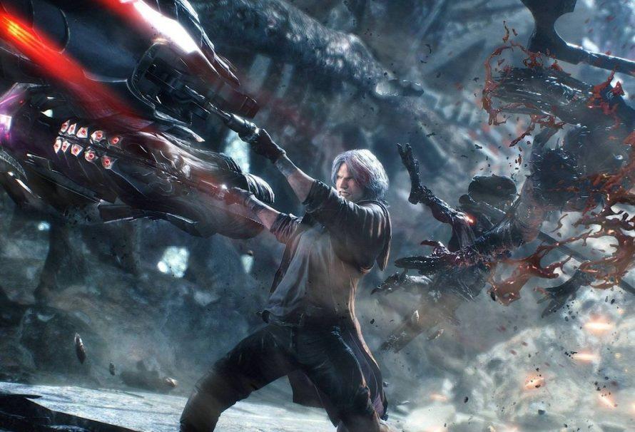 Последнее обновление для Devil May Cry 5 удалила частичную цензуру из игры