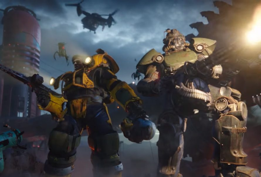 Fallout 76: Первые не косметические предметы во внутриигровом магазине
