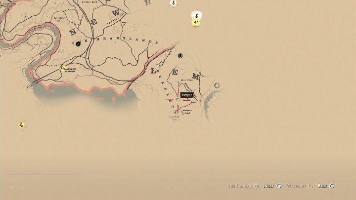 Карты сокровищ в Red Dead Redemption 2: найти и разгадать