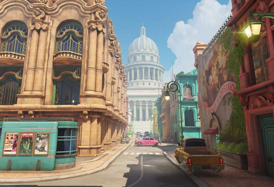 Новая карта в Overwatch отправит игроков в Кубу