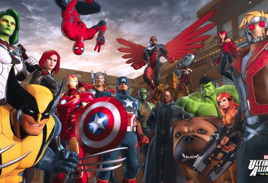 Marvel Ultimate Alliance 3: The Black Order – Дата релиза и новый арт