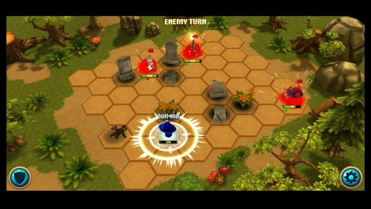 Обзор Micronomicon: Heroes • Верная тактика - Смерть