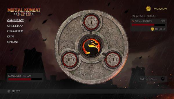 Mortal Kombat Kollection Online: Скриншоты отменённого ремаcтеринга