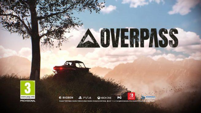 Overpass: Анонсирующий трейлер