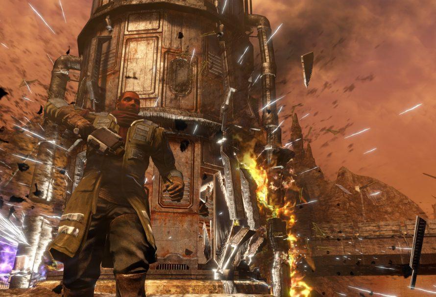 Red Faction: Guerrilla Re-Mars-tered Edition – Готовится к выходу на Switch